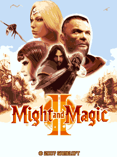 Might and Magic Mobile II (JAVA)