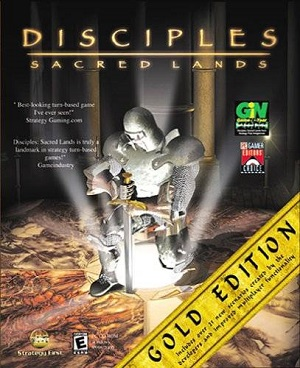 Disciples: Sacred Lands Gold Edition
