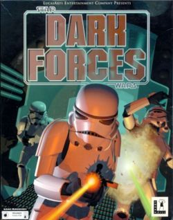 Star Wars: Dark Forces Poster
