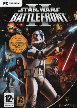Star Wars: Battlefront II (2005)