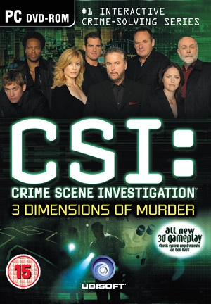 CSI 3: Dimensions of Murder