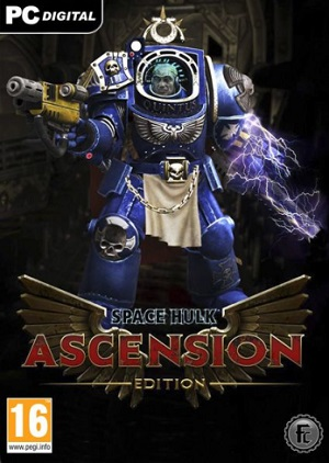 Space Hulk Ascension Poster