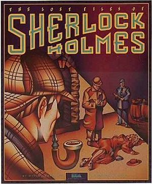 The Lost Files of Sherlock Holmes: The Case of the Serrated Scalpel