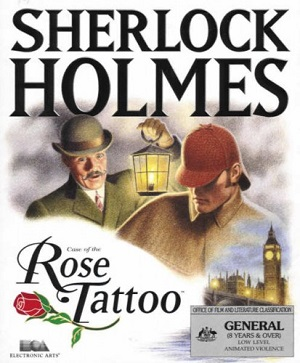 The Lost Files of Sherlock Holmes: Case of the Rose Tattoo