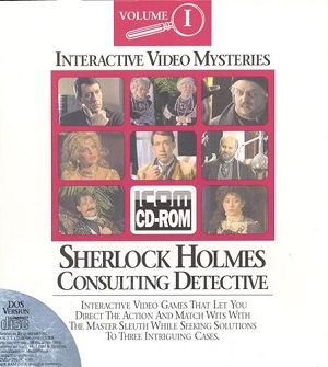 Sherlock Holmes Consulting Detective, Volume I