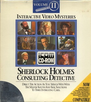 Sherlock Holmes Consulting Detective, Volume II