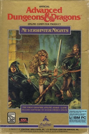 Advanced Dungeons & Dragons: Neverwinter Nights