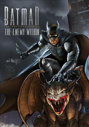 Batman: The Enemy Within - The Telltale Series Poster