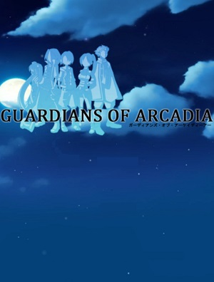 Guardians of Arcadia: Episode I Poster