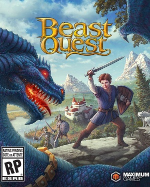 Beast Quest Poster