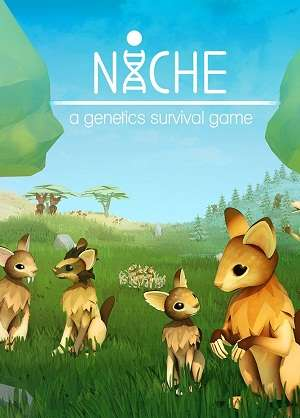Niche - a genetics survival game Poster