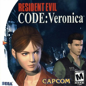 Resident Evil Code: Veronica (Dreamcast)