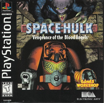 Space Hulk: Vengeance of the Blood Angels (PS)