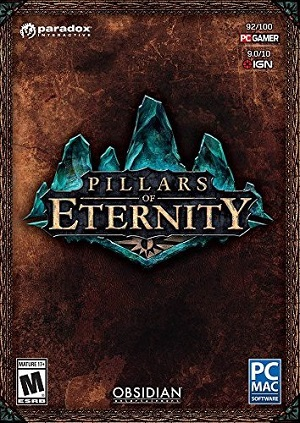 Pillars of Eternity Poster