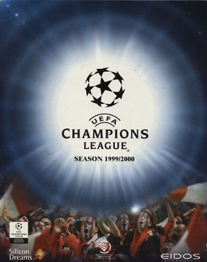 UEFA Champions League Season 1999/2000 Poster