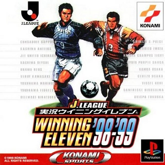 J.League Jikkyou Winning Eleven '98-'99