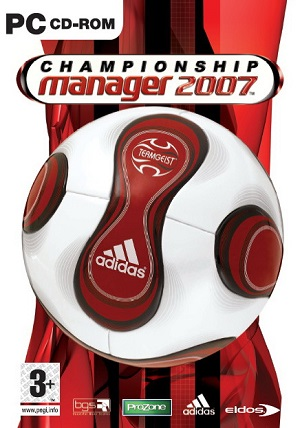 Championship Manager 2007 Poster