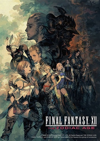 Final Fantasy XII: The Zodiac Age Poster