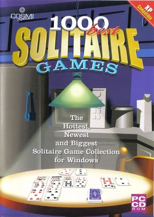 1000 Best Solitaire Games