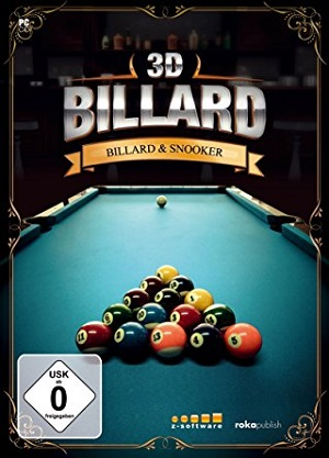 3D Pool: Billiards and Snooker
