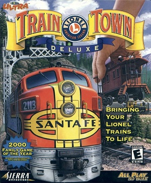 3D Ultra TrainTown Deluxe