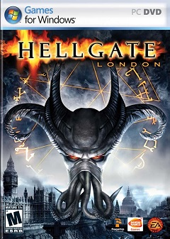 HELLGATE: London Poster