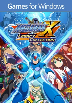 Постер Mega Man X Legacy Collection 2