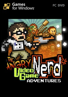 Angry Video Game Nerd Adventures - apunkagames.biz