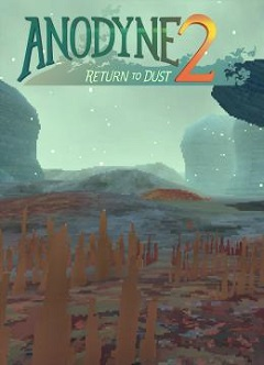 Постер Anodyne 2: Return to Dust