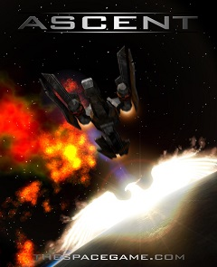 Постер Ascent: The Space Game