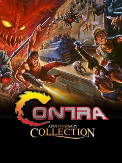 Постер Contra Anniversary Collection