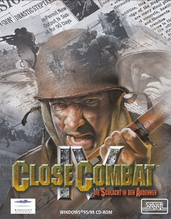 Постер Close Combat: The Bloody First