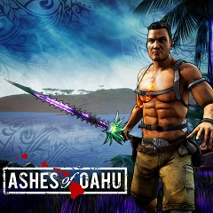 Постер Ashes of Oahu