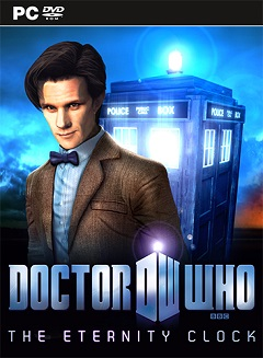 Постер Doctor Who: The Edge of Time
