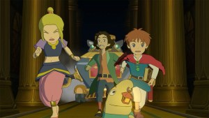 Кадры и скриншоты Ni no Kuni: Wrath of the White Witch Remastered