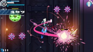 Кадры и скриншоты Gunvolt Chronicles: Luminous Avenger iX