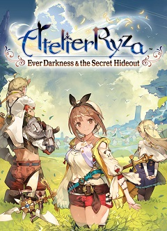 Постер Atelier Ryza 2: Lost Legends & the Secret Fairy