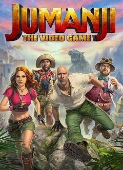 Постер Jumanji: The Video Game