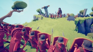 Кадры и скриншоты Totally Accurate Battle Simulator
