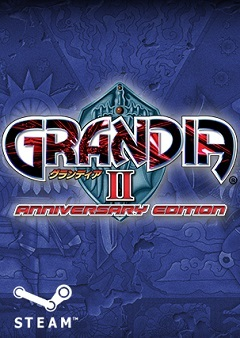 Постер Grandia II HD Remaster