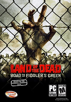 Постер Land of the Dead: Road to Fiddler's Green