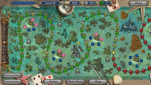 Кадры и скриншоты Jewel Match Atlantis Solitaire - Collector's Edition