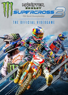 Постер Monster Energy Supercross: The Official Videogame 4