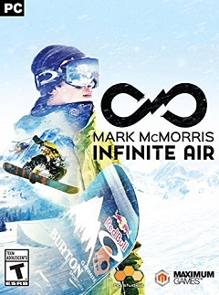 Постер Infinite Air with Mark McMorris