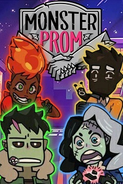 Постер Monster Prom 2: Monster Camp
