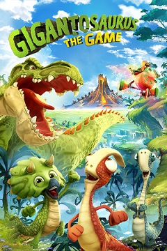 Постер Gigantosaurus: The Game