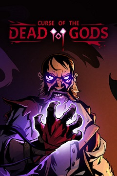 Постер Curse of the Dead Gods