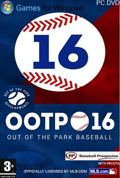 Постер Out of the Park Baseball 21