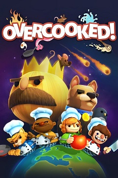 Постер Overcooked! All You Can Eat!