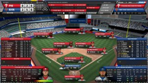 Кадры и скриншоты Out of the Park Baseball 21
